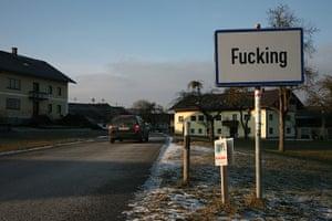 silly names: Fucking, near Salzburg, Austria