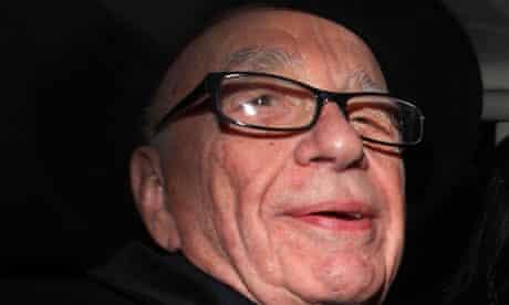 Rupert Murdoch 25 April