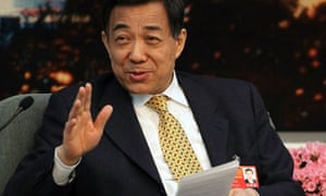 Bo Xilai at the National People's Congress