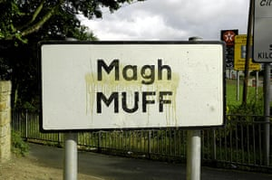 Silly Names: Muff, in County Donegal