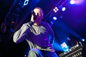 Week in music: Professor Green and DJ IQ perform in Leicester on April 24