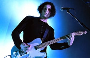 Week in music: Jack White Performs at HMV Forum in London