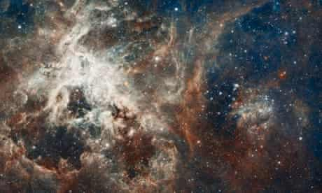 The nebula 30 Doradus