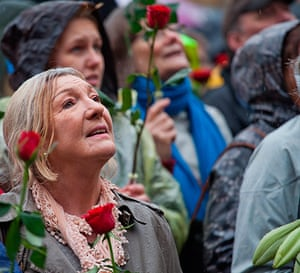 Picture Desk Live: People protest as Breivik court case continues
