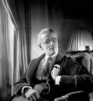 10 best: Paris - James Joyce