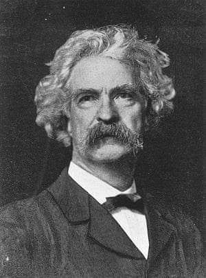 10 best: Mark Twain