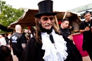 Goths: Goths gather in Leipzig for the annual Wave Gotik festival