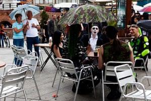 Goths: Goths Gather In Leipzig For Annual Music Fest