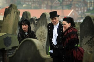 Goths: Goths join forces for the Annual Gothic weekend