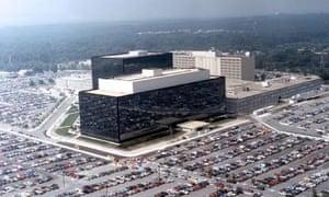 NSA headquarters Maryland