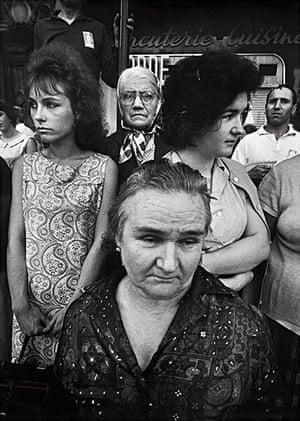 William Klein: Funeral Maurice Thorez, Paris, 1964