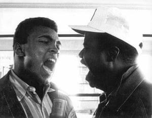 William Klein: Scenes from William Klein's film Muhammad Ali, the Greatest