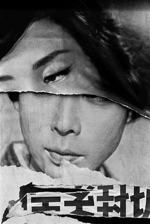 William Klein: Cineposter, Tokyo, 1961