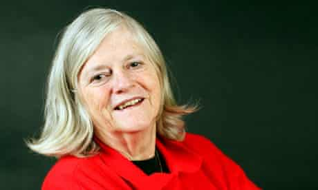 Ann Widdecombe: you wouldn't want to go drinking with her.