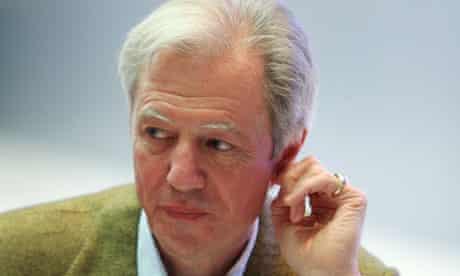 Barclays chairman Marcus Agius
