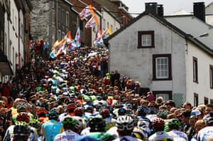 best of the week: Liege-Bastogne-Liege 2012 Cycle Road Race
