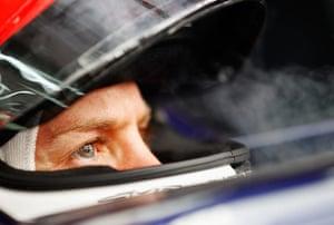 best of the week: Red Bull's Sebastian Vettel