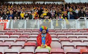 best of the week: Southampton fan at the game against Middlesbrough