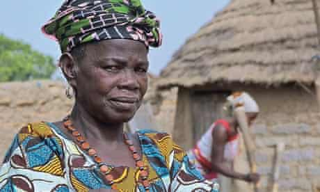 Intalnirea femeii din Mali