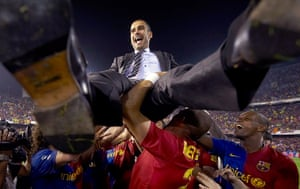 Guardiola resigns: Barcelona v Athletic Bilbao - Copa del Rey Final