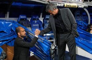 Guardiola resigns: Real Madrid v Barcelona - La Liga