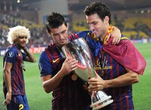 Guardiola resigns: FC Barcelona v FC Porto -  UEFA Super Cup