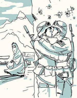 New Yorker: U.S. soldiers - New Yorker