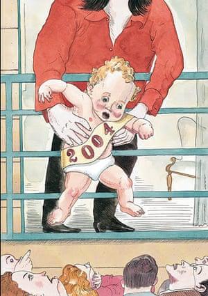 New Yorker: Barry Blitt - New Yorker