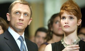 'Quantum Of Solace' film - 2008