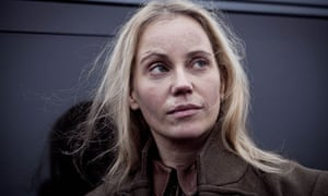 Sofia Helin as Saga Norén in The Bridge
