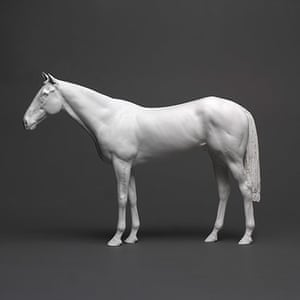 Frieze New York: The White Horse by Mark Wallinger
