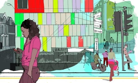 Illustration for David Adjaye