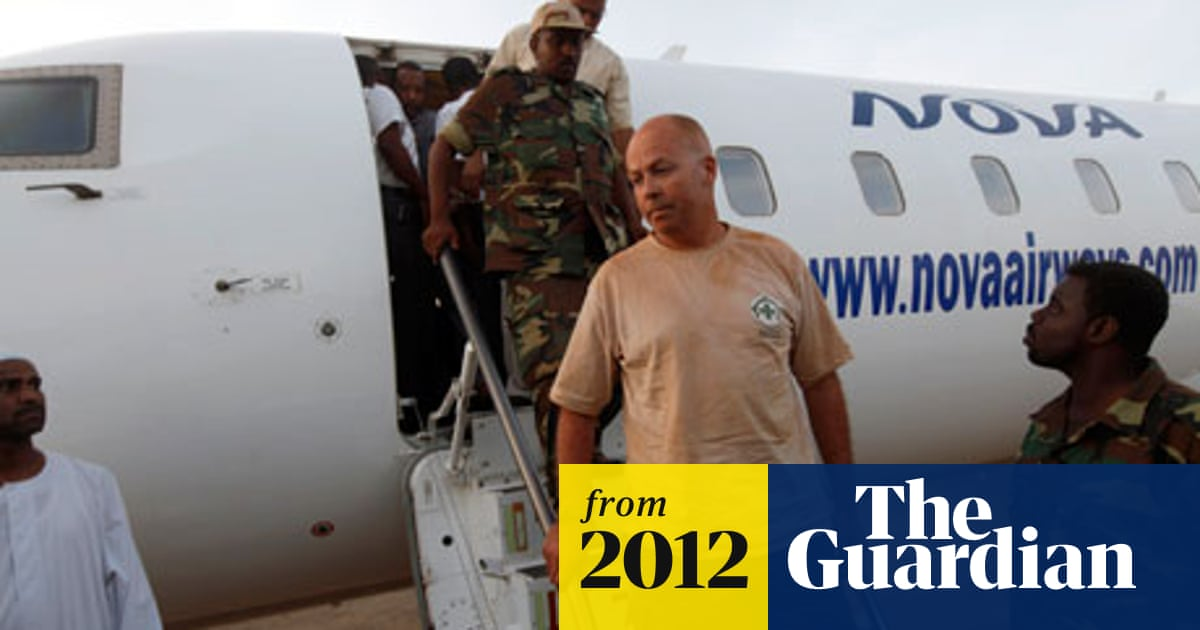 Sudan arrests British man for 'military activity' | World news | The