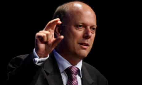 Chris Grayling, the employment minister