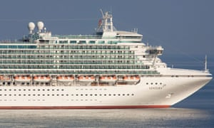 P&O cruise ship staff paid basic salary of 75p an hour