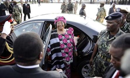 Joyce Banda inauguration, Lilongwe, Malawi 7/4/12