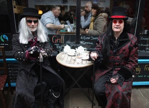 Gothic weekend in Whitby : Gothic weekend in Whitby