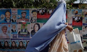 Afghan parliamentary elections