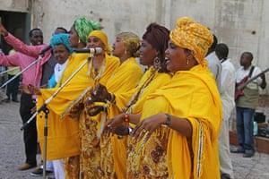 Somalia: Singers in Somalia