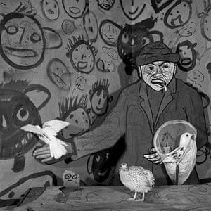 Roger Ballen: Dove Catcher, 2009