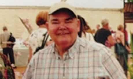 Peter Lewis murder