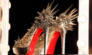 Christian Louboutin exhbition at the Design Museum