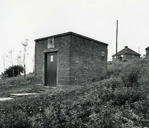 John Myers: Bower Lane Substation, No 11701, 1974