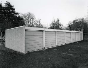 John Myers: Garage, 1975