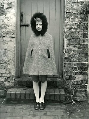 John Myers best shot: Girl in hood, 1973