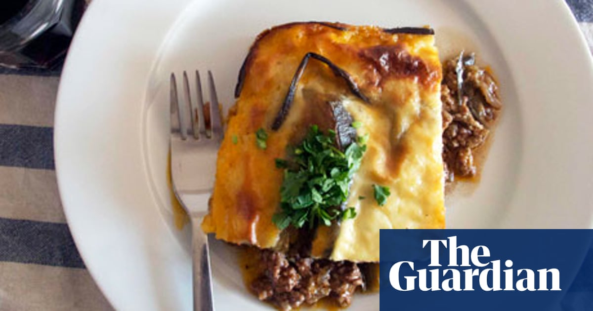 How To Cook Perfect Moussaka Greek Food And Drink The Guardian