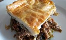 Theodore Kyriakou recipe moussaka