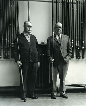 John Myers Middle England: Two Snooker Players, 1973
