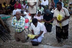 Holy Week: Palm Sunday in Haiti
