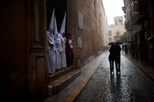 Holy Week: Penitents in Seville